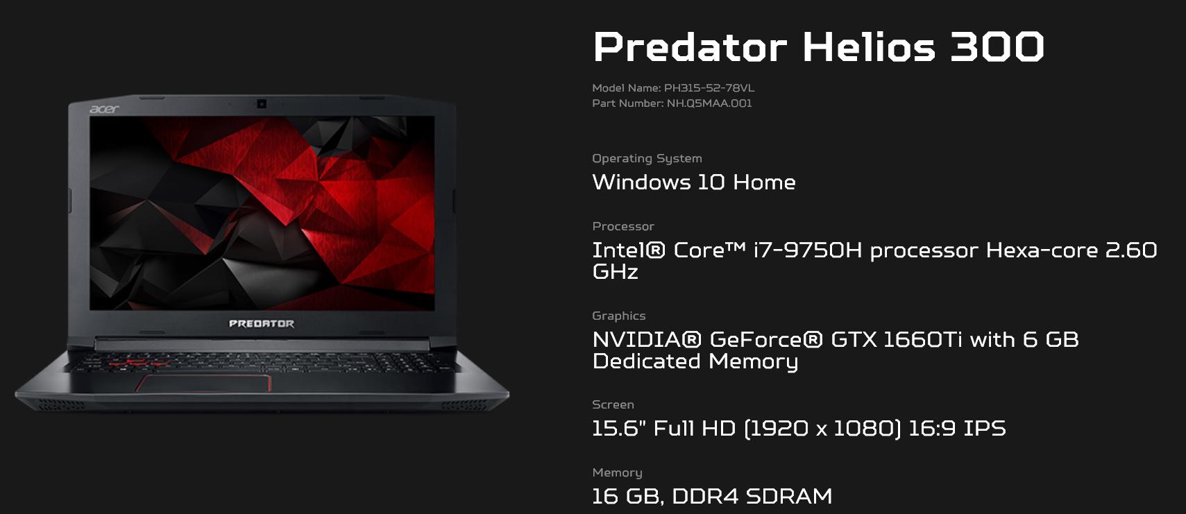Laptop version of GeForce GTX 1660 Ti confirmed thanks to