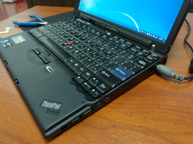 Enthusiasts bring classic ThinkPad designs to the modern era