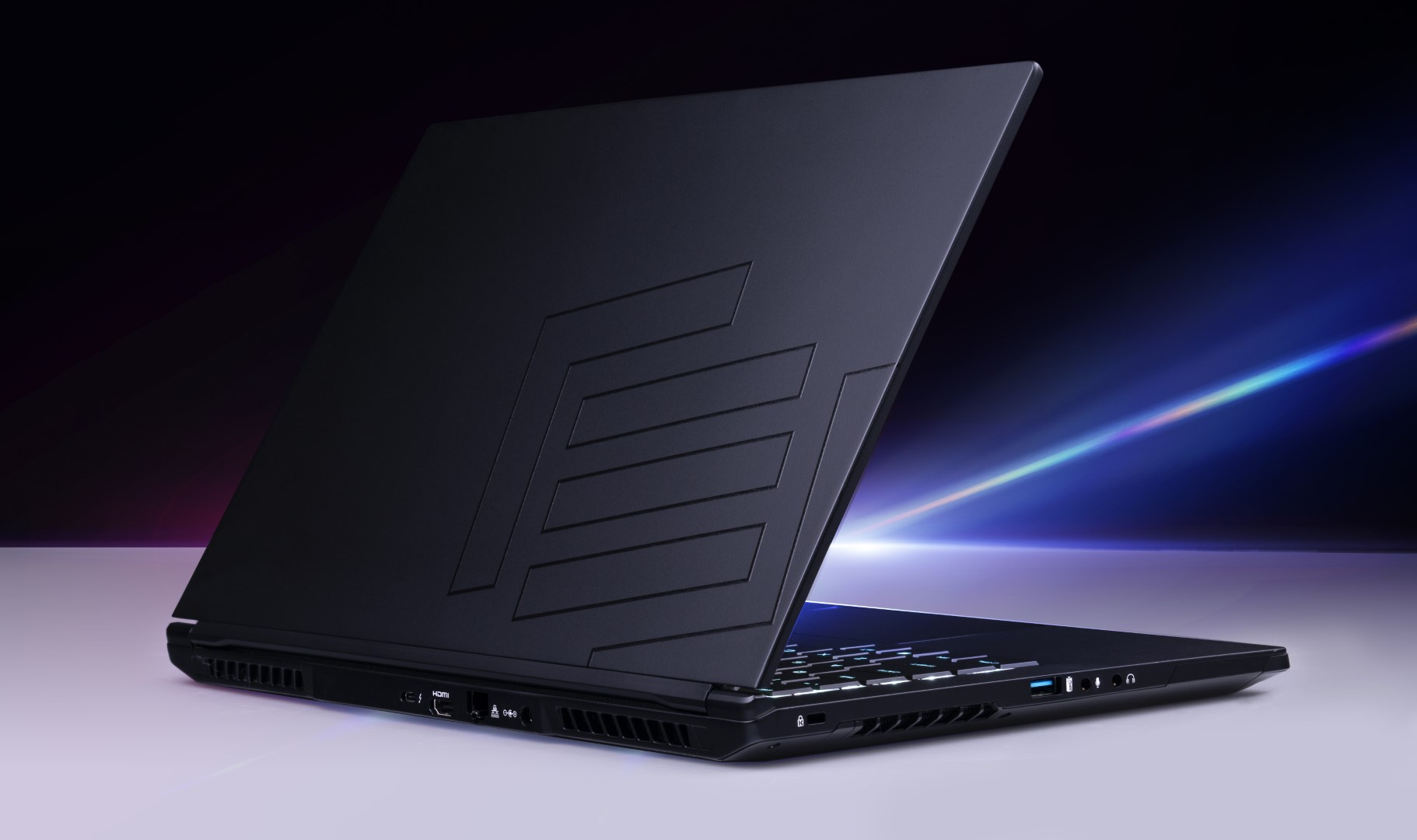 Intel's first white label gaming laptop now available for