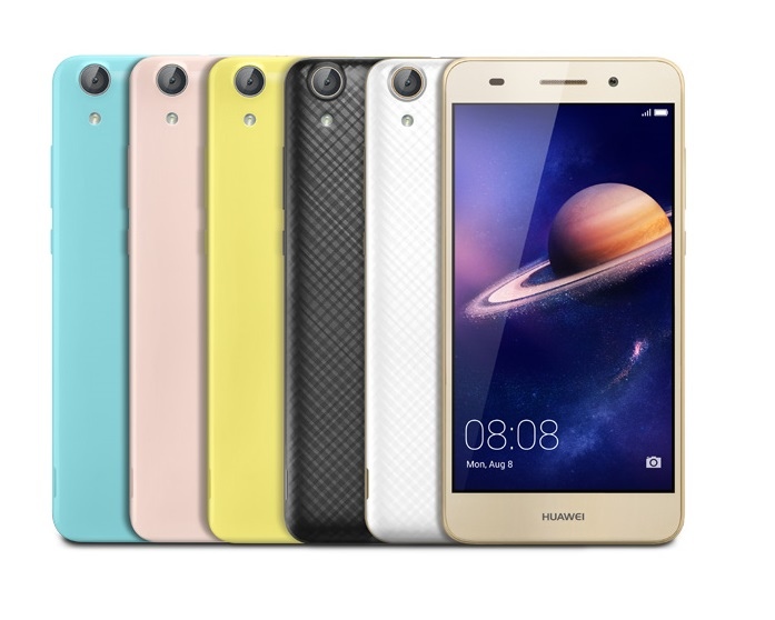 Huawei Y6 Ii And Y6 Compact Entry Level Smartphones Coming