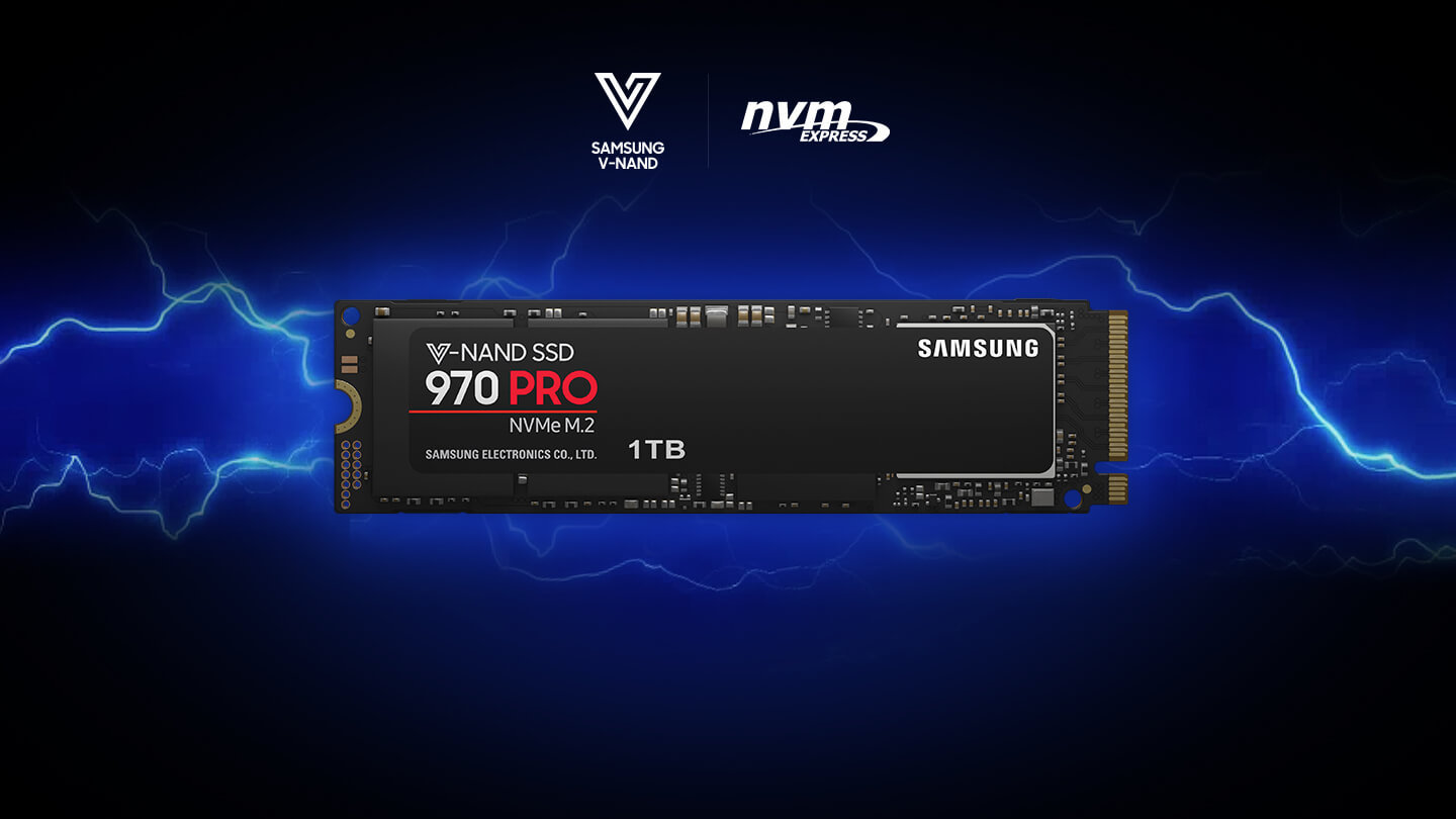 New Samsung 970 Pro and Evo SSDs receive price cuts