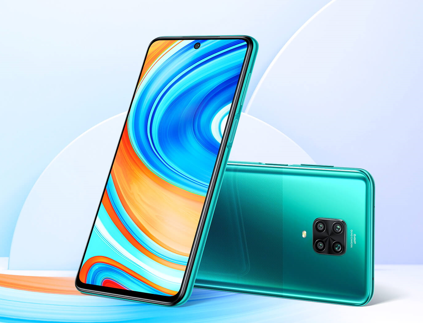 The Xiaomi Redmi Note 9 Pro receives a new MIUI 12 update globally -  NotebookCheck.net News