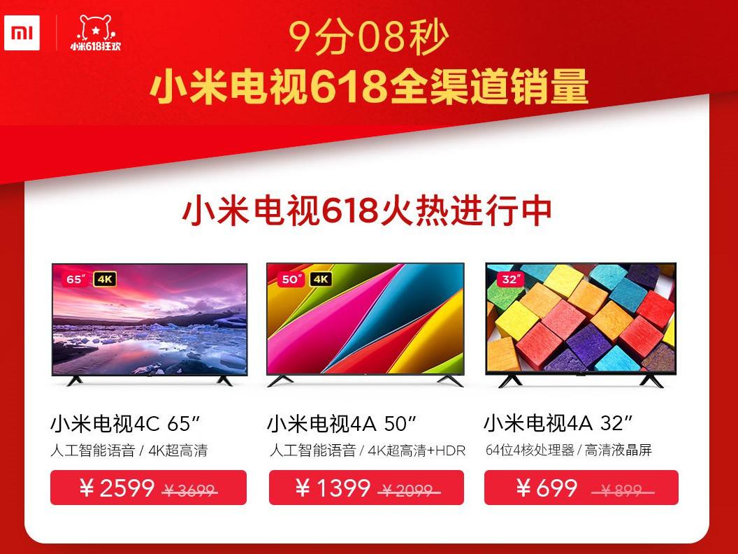Xiaomi Mi TV: Over 100,000 TVs sold in 9 minutes - NotebookCheck net