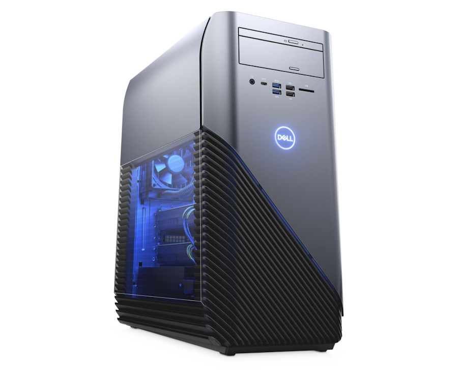 Dell Gives The Inspiron Gaming Desktop A Clear Side Panel