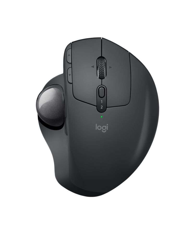 Logitech reinvents the trackball mouse with its wireless MX Ergo