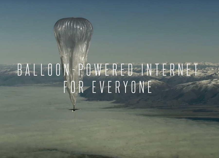 Project Loon by Google Will Deliver Cell Coverage in Puerto Rico
