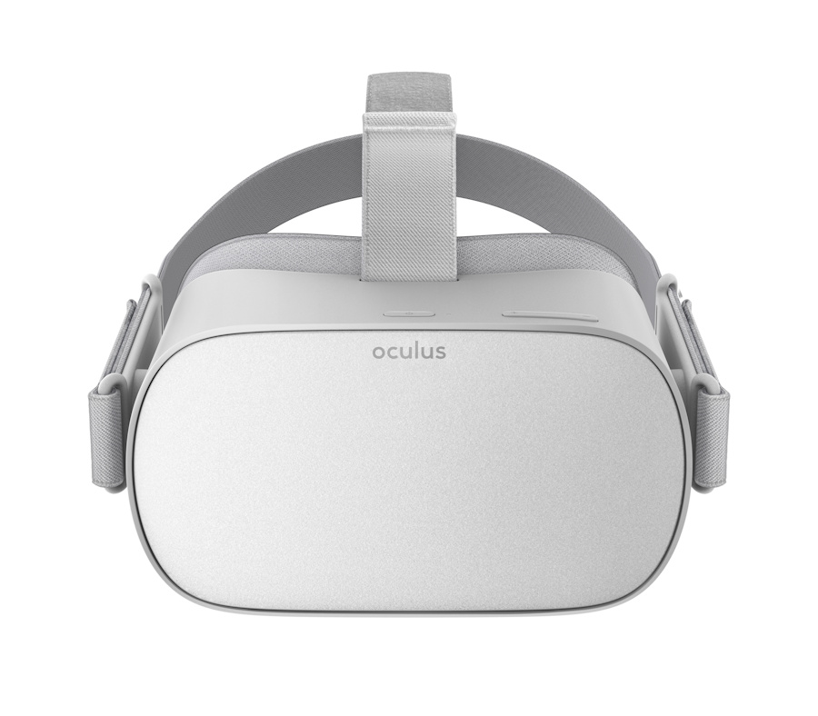You can get going with VR for only US$199 with the new 'Oculus Go