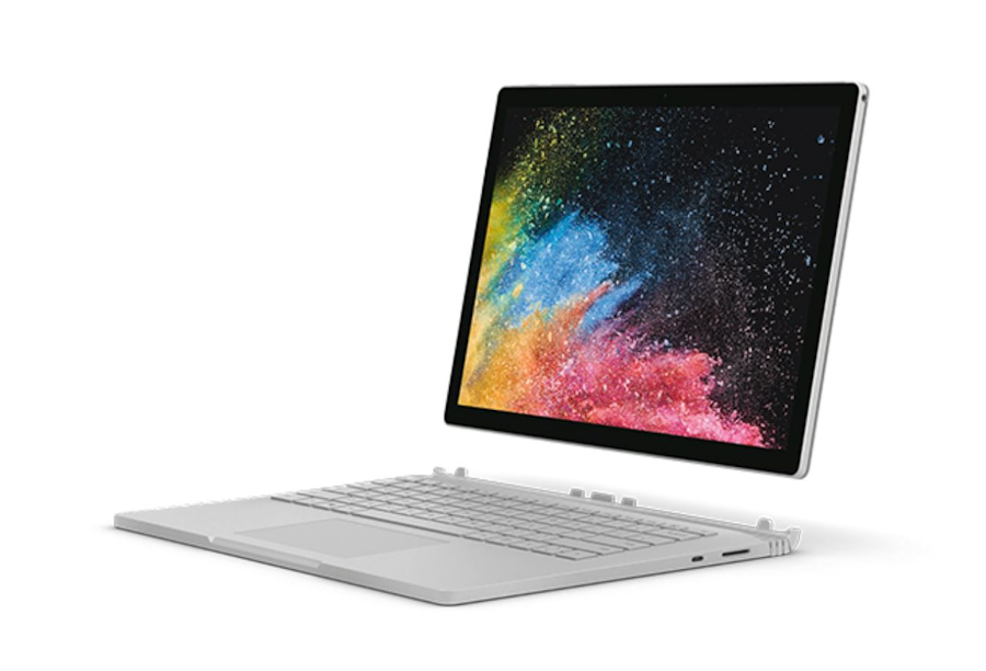 Microsoft Releases An Entirely New Surface Book 2 15 Inch