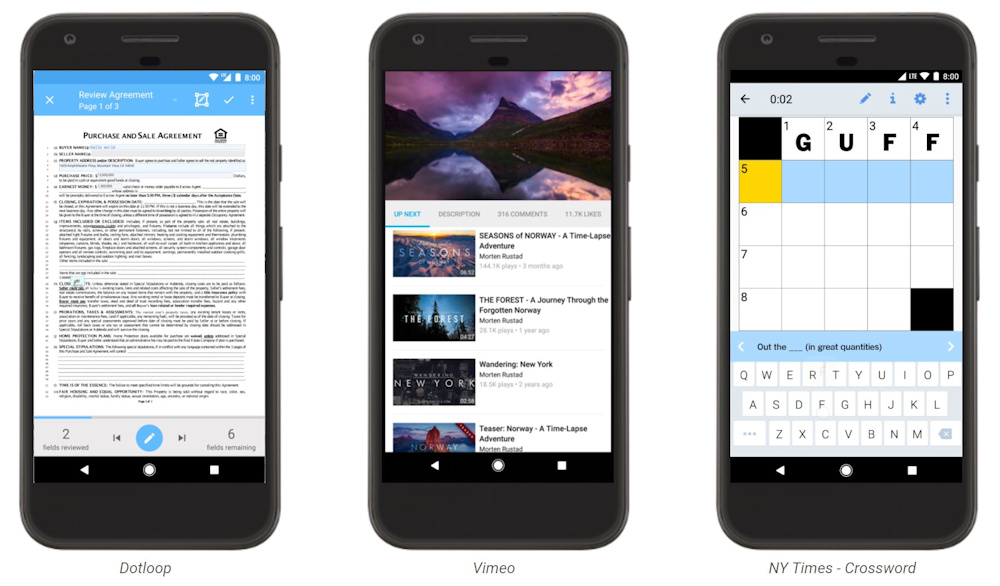 Android Instant Apps gives the Play Store a 'Try Now' button