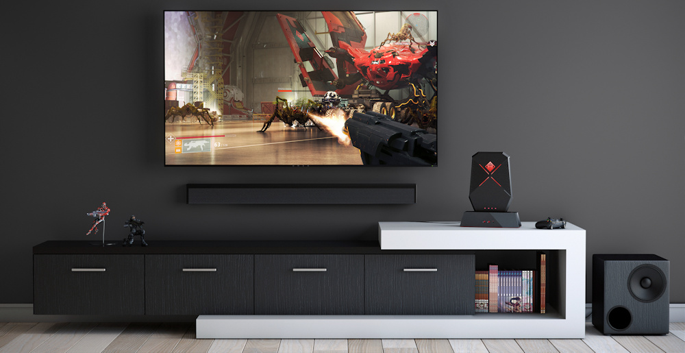 HP introduces Omen Game Streaming service to create your own Geforce