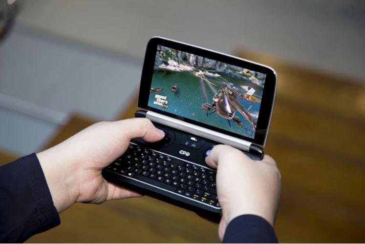 The Gpd Win 2 Windows Handheld Gaming Device Hits