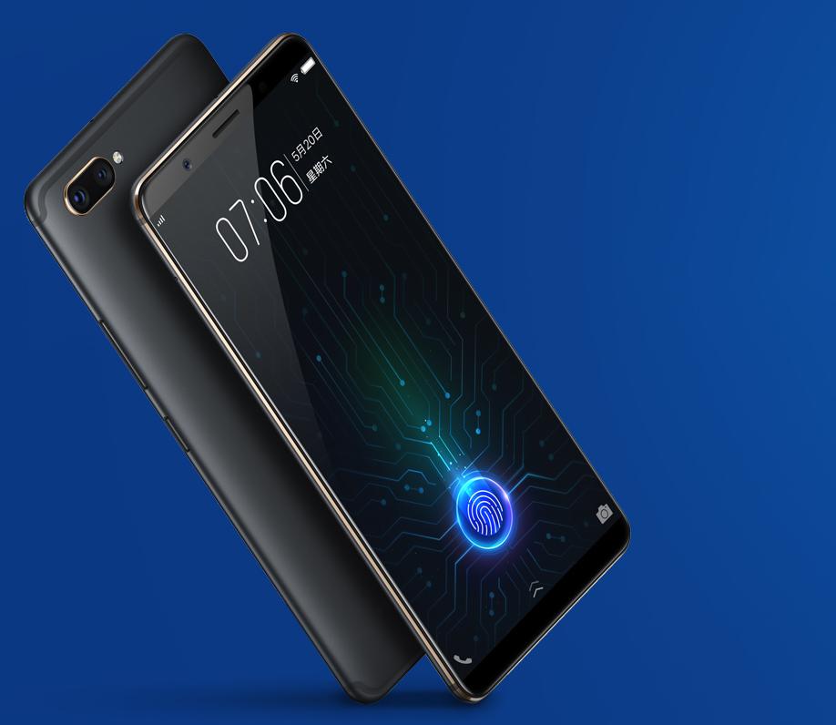 Vivo X20 Plus with under-glass fingerprint sensor gets ...
