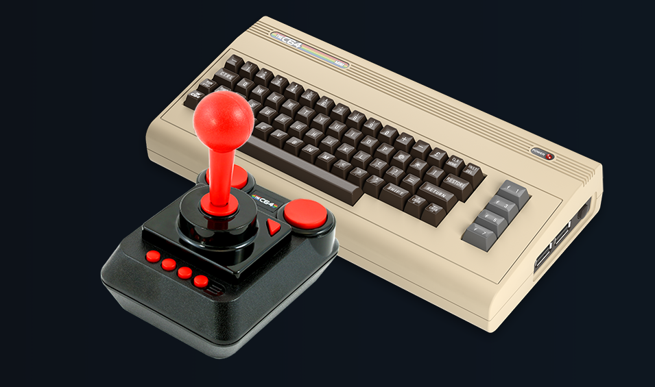 The retro Commodore 64 Mini will be available with 64 pre