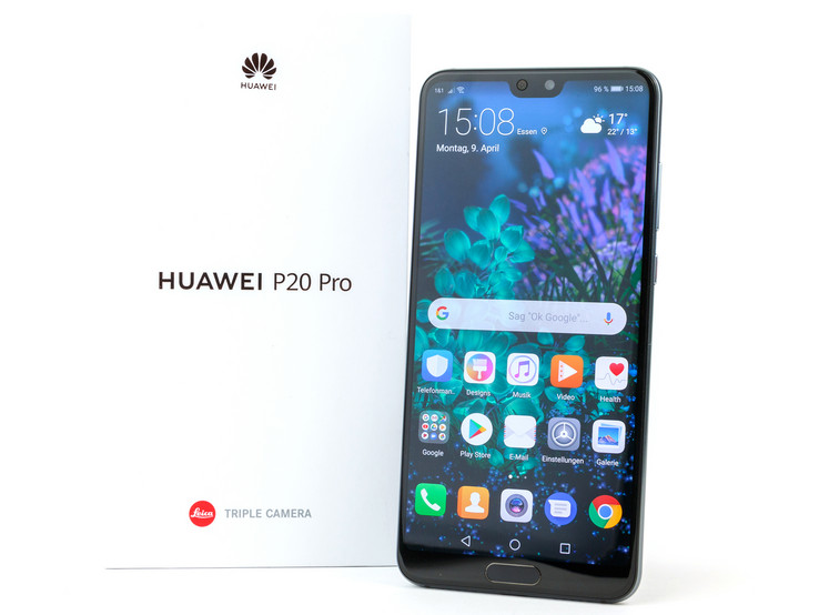 Huawei P20 and P20 Pro now to get full-screen gesture