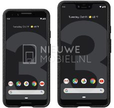 "The two phones shown in the new ""press images"" look familiar, somehow. (Source: Nieuwe Mobiel)"