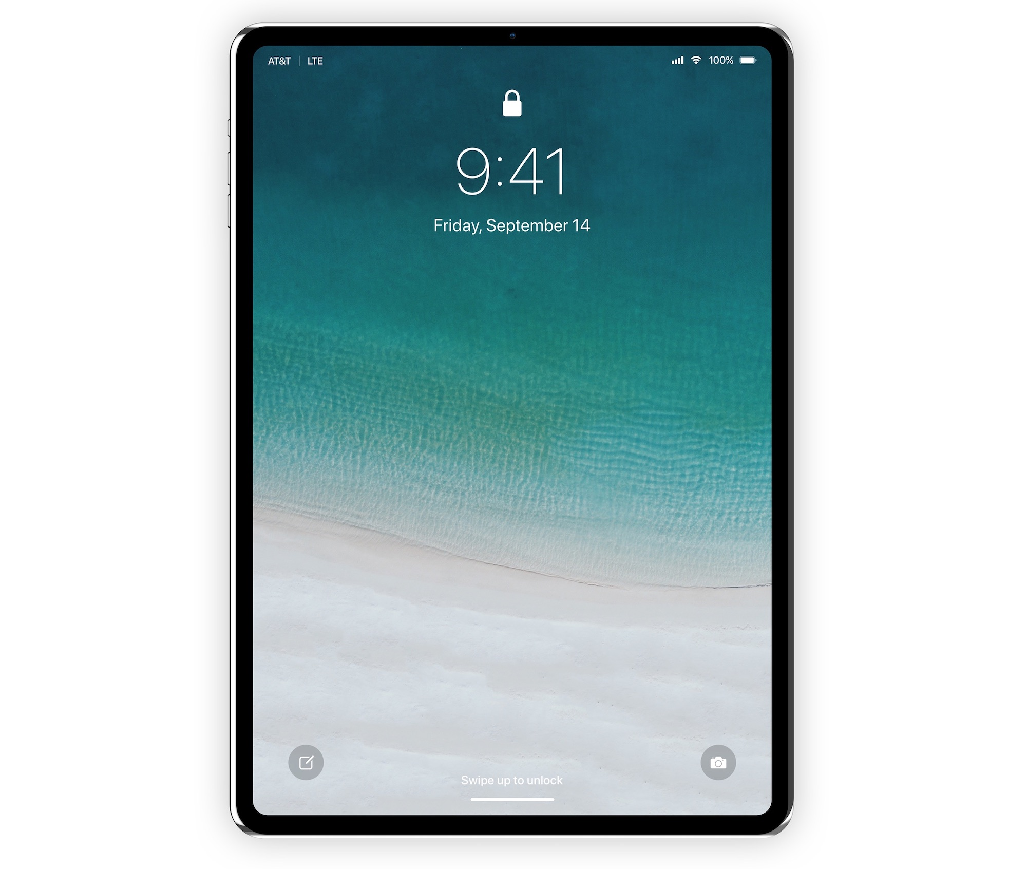 9 Latest News: The Rumored 2018 IPad Pro Will Have An Edge-to-edge