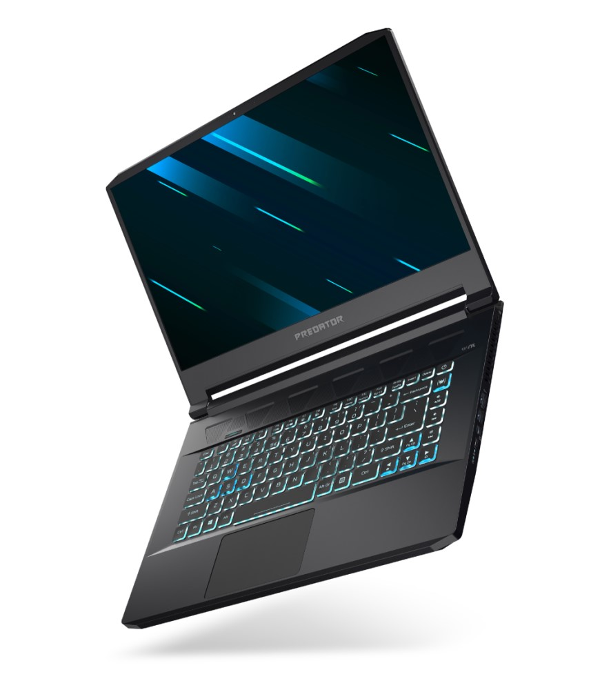 Acer buffs Predator gaming laptop with new 300Hz display and more accessories
