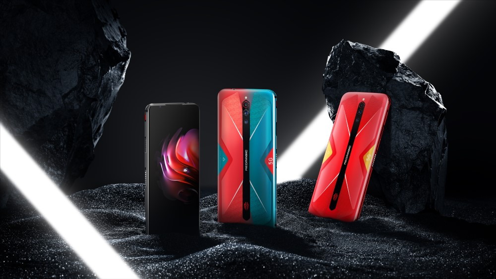 You can now buy the Nubia Red Magic 5G for $579