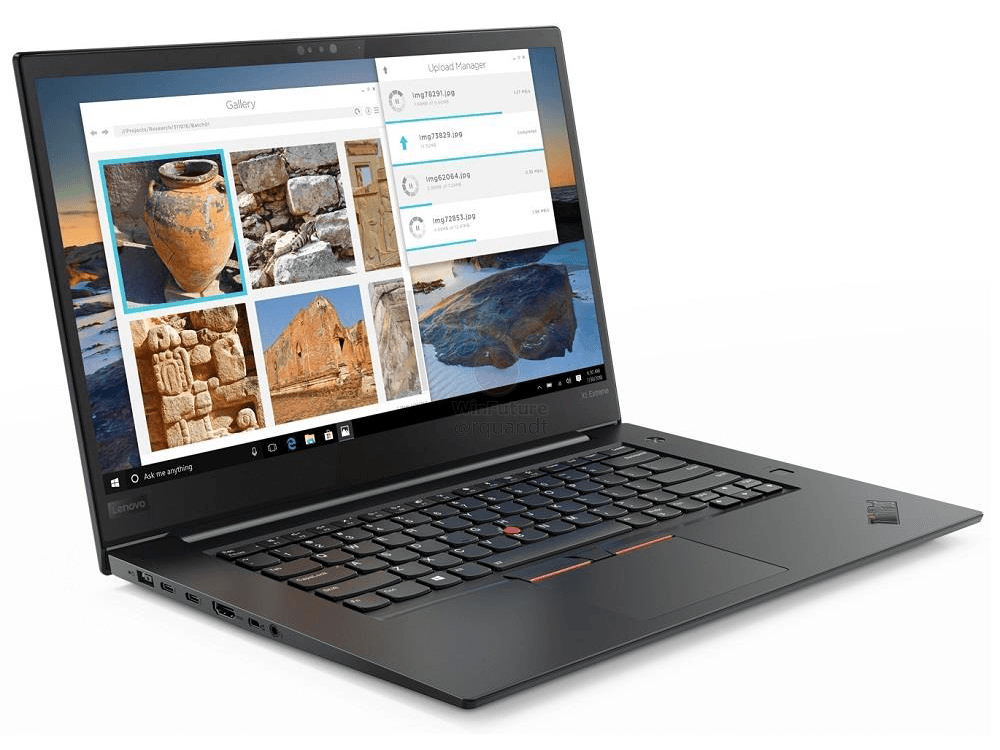 Pictures of XPS 15 competitor leaked: The ThinkPad X1