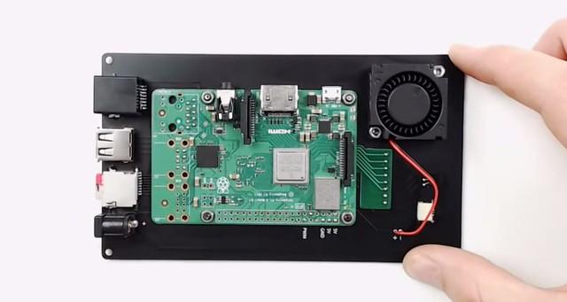 NODE Mini Server V2: The DIY home server based on a Raspberry Pi