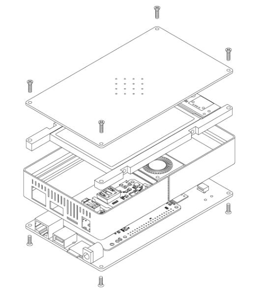 node mini server v2  the diy home server based on a raspberry pi