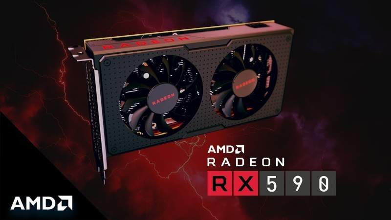 AMD comes out fighting: Pick up a Radeon RX 590 for US$219 99