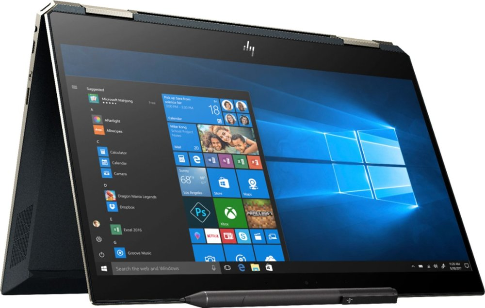 6fac2d13753 HP Spectre x360 13 with 4K UHD touchscreen and 512 GB SSD now on sale for