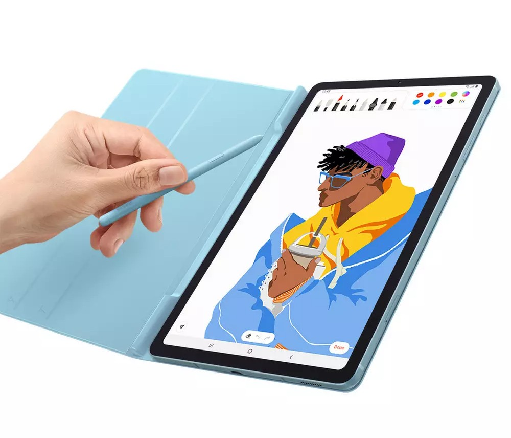 Samsung Galaxy Tab S6 Lite: Full specifications, colours, and Book cover  accessory revealed ahead of official release - techtechme.com
