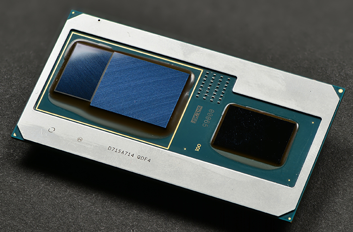 The Intel-AMD MCM is now official. (Source: Intel)