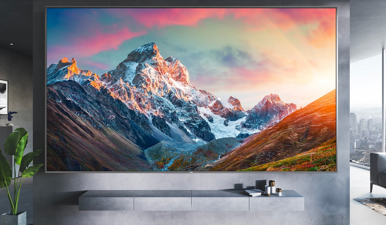 Xiaomi has the 98-inch Redmi Smart TV Max back at a pre-sale price of  19,999 yuan (US$2,855) - NotebookCheck.net News