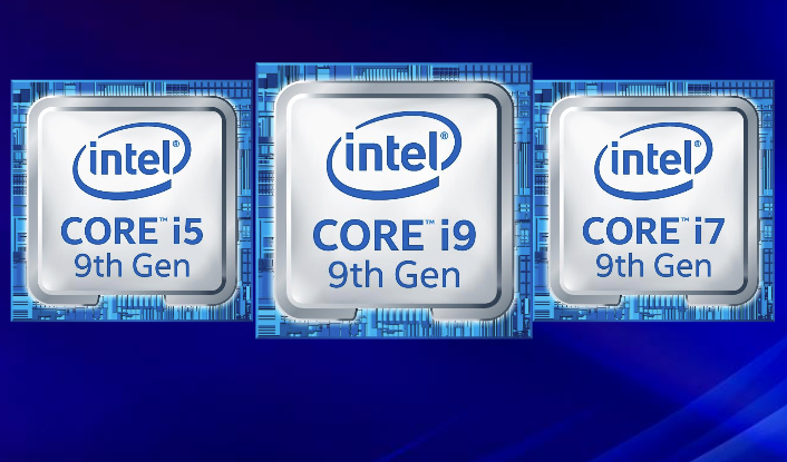 8 cores in a laptop: Intel announces improved 45 W 9th Gen H