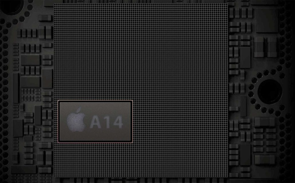 The A14 Bionic is powerful but it is no 45 W x86 processor