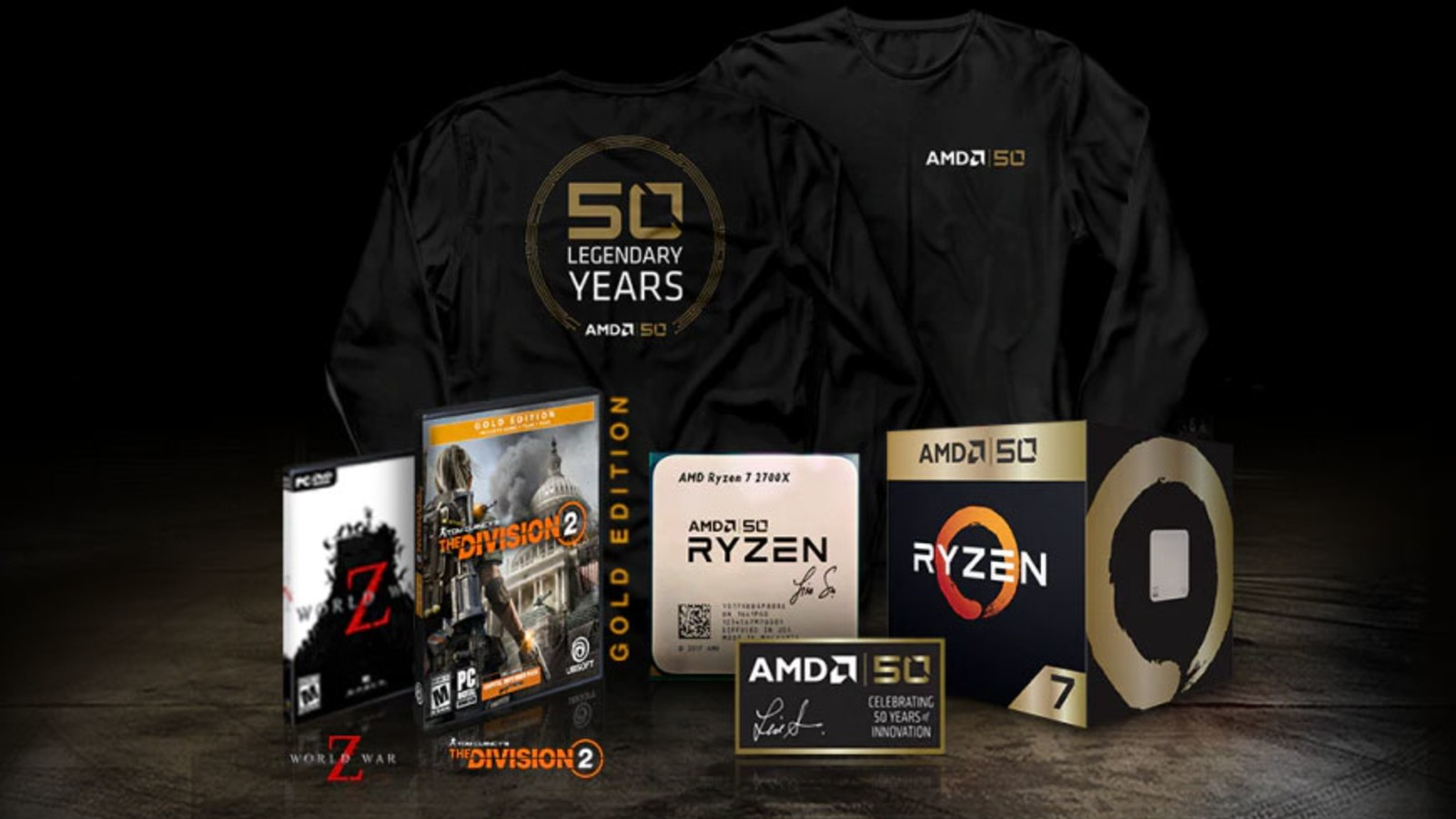 Happy 50th Anniversary Amd Matisse Processor Briefly Mentioned On Newegg As Part Of A Prize Draw Notebookcheck Net News