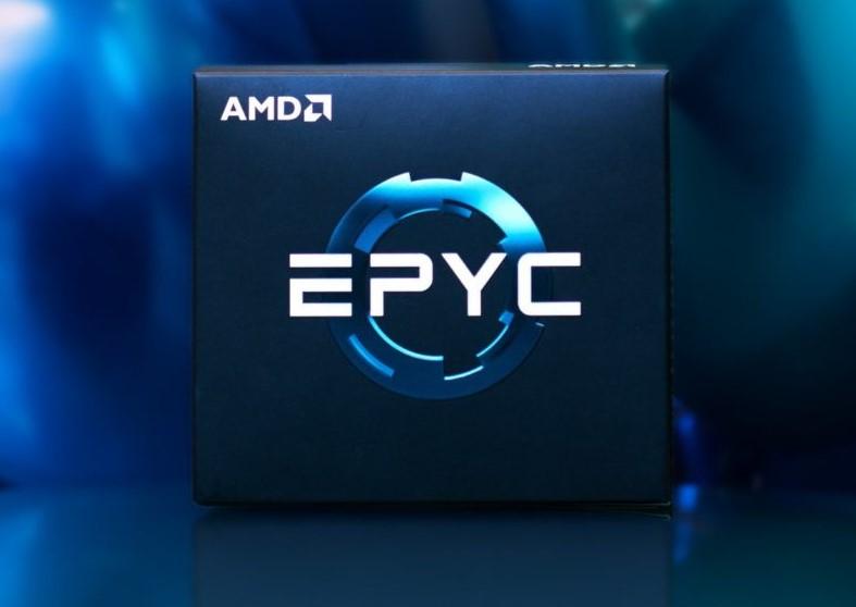 AMD announces highest-clocked server-grade CPU - the EPYC