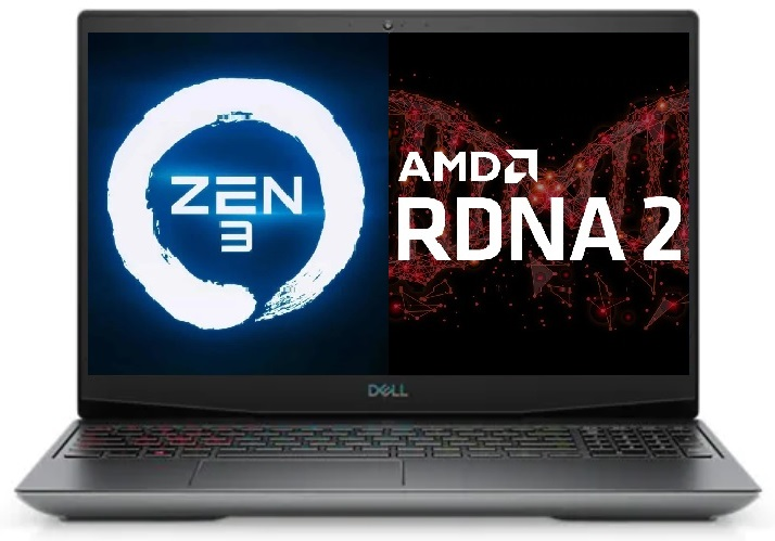 AMD Radeon RX 6600M GPU joins surprising choice of Ryzen 5000 CPU as gambling benchmark escape hints at forthcoming Zen 3/RDNA two laptop thumbnail