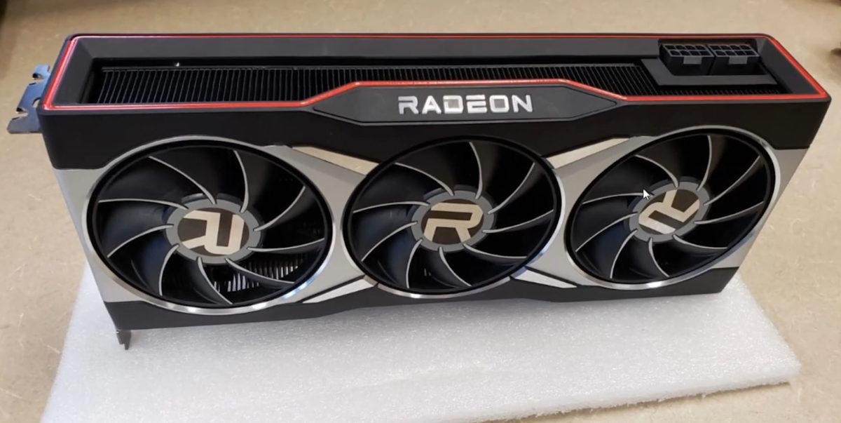 Стала известна производительность AMD Radeon RX 6900 XT в Geekbench OpenCL