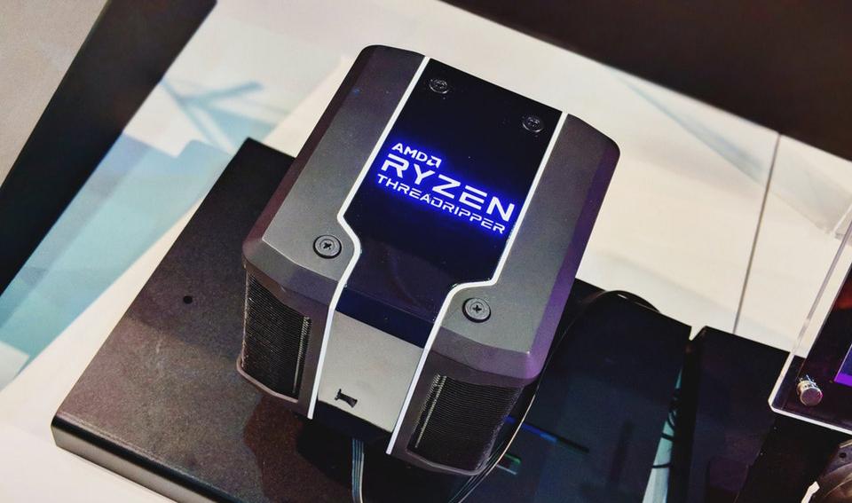 AMD Ryzen Threadripper 2990X shown to hit 4 GHz on all 32