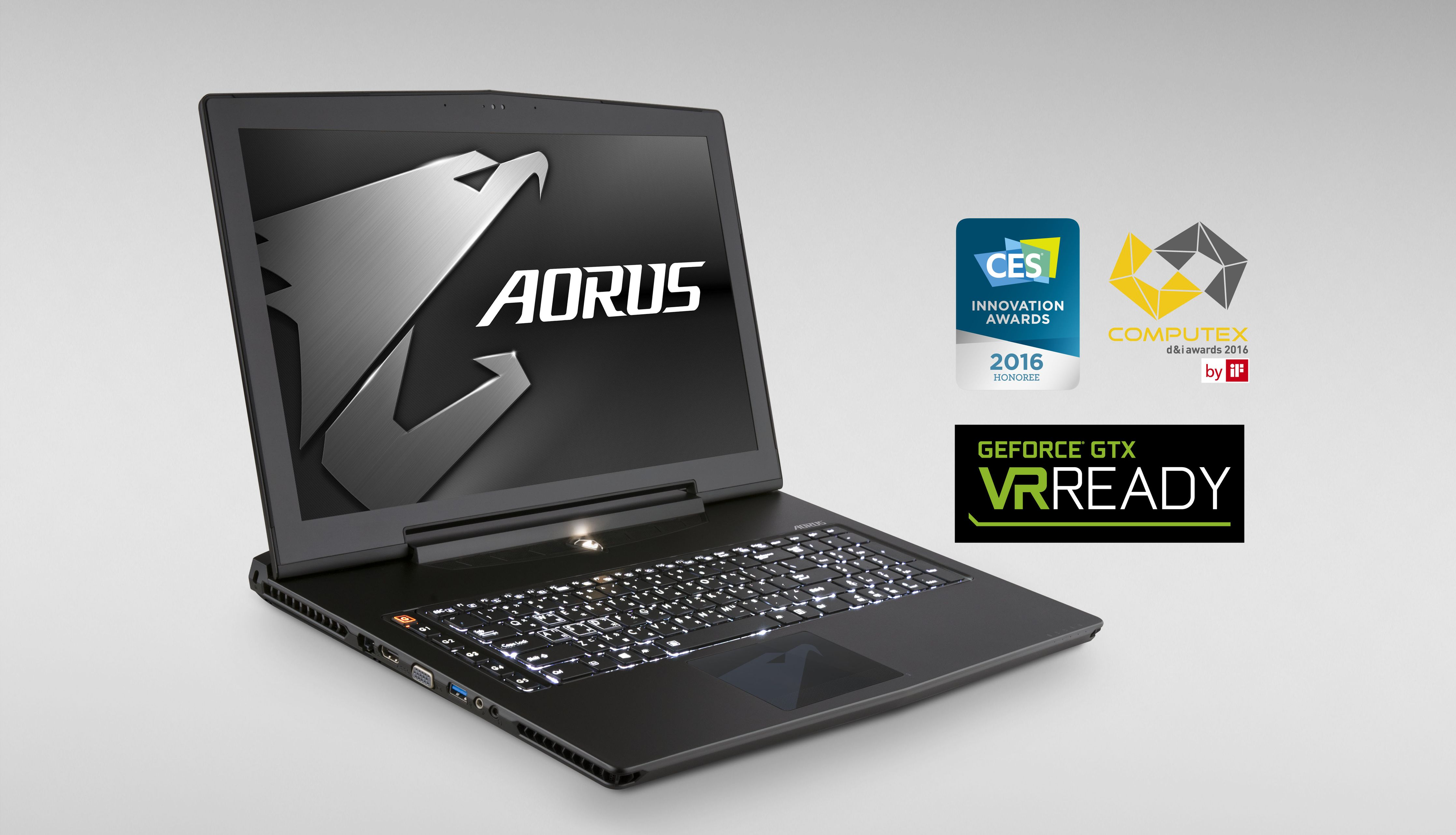 Aorus X7 DT gaming notebook coming with GTX 980 and XSplit