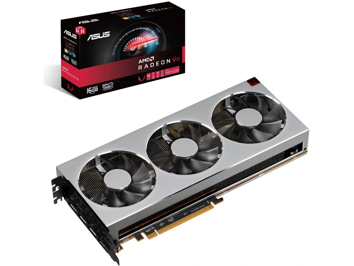 NVIDIA should worry: The AMD Radeon VII is faster than the