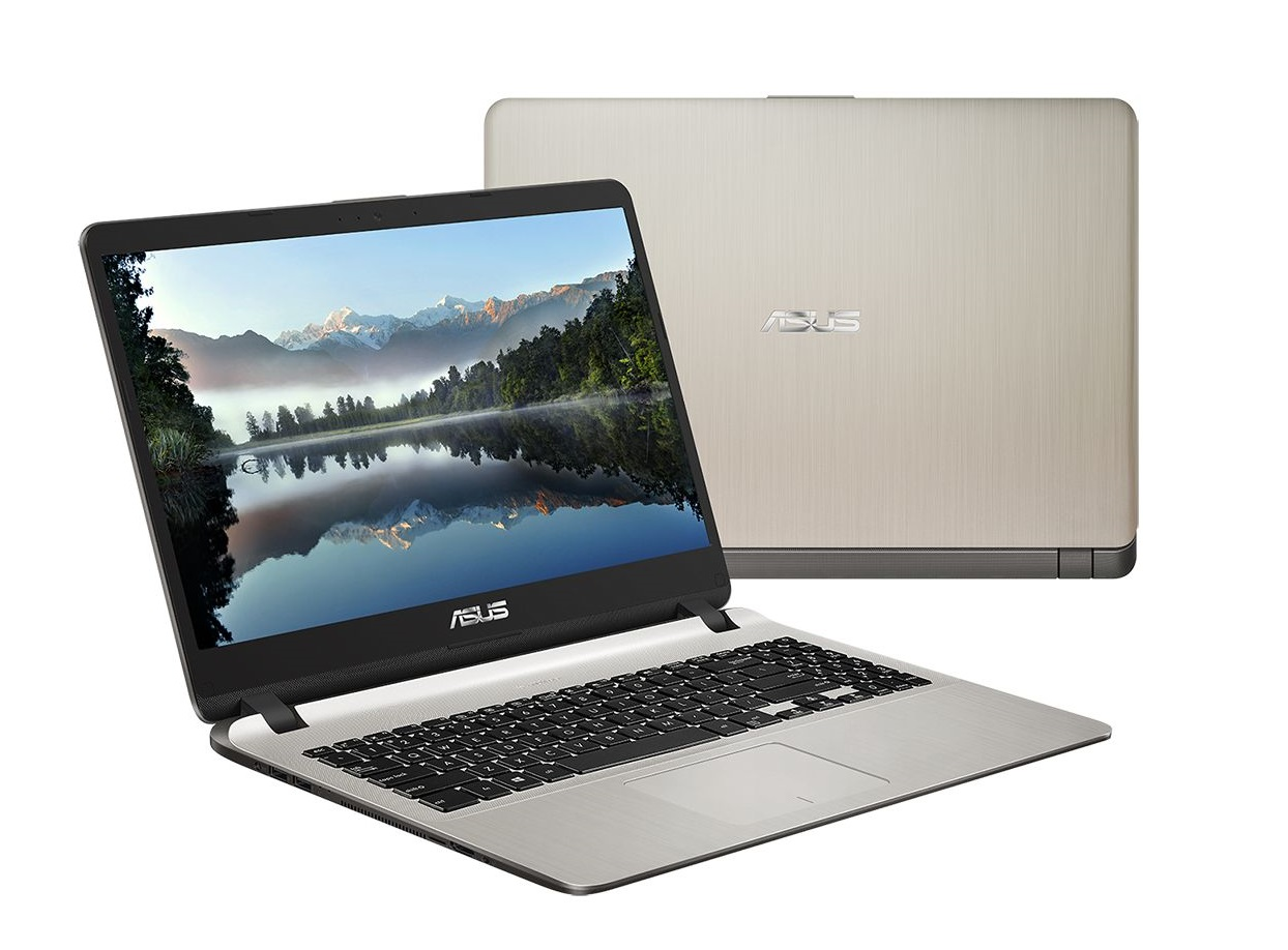 896a766a2 The Asus X507 is a relatively light 15-inch notebook with a dual-storage