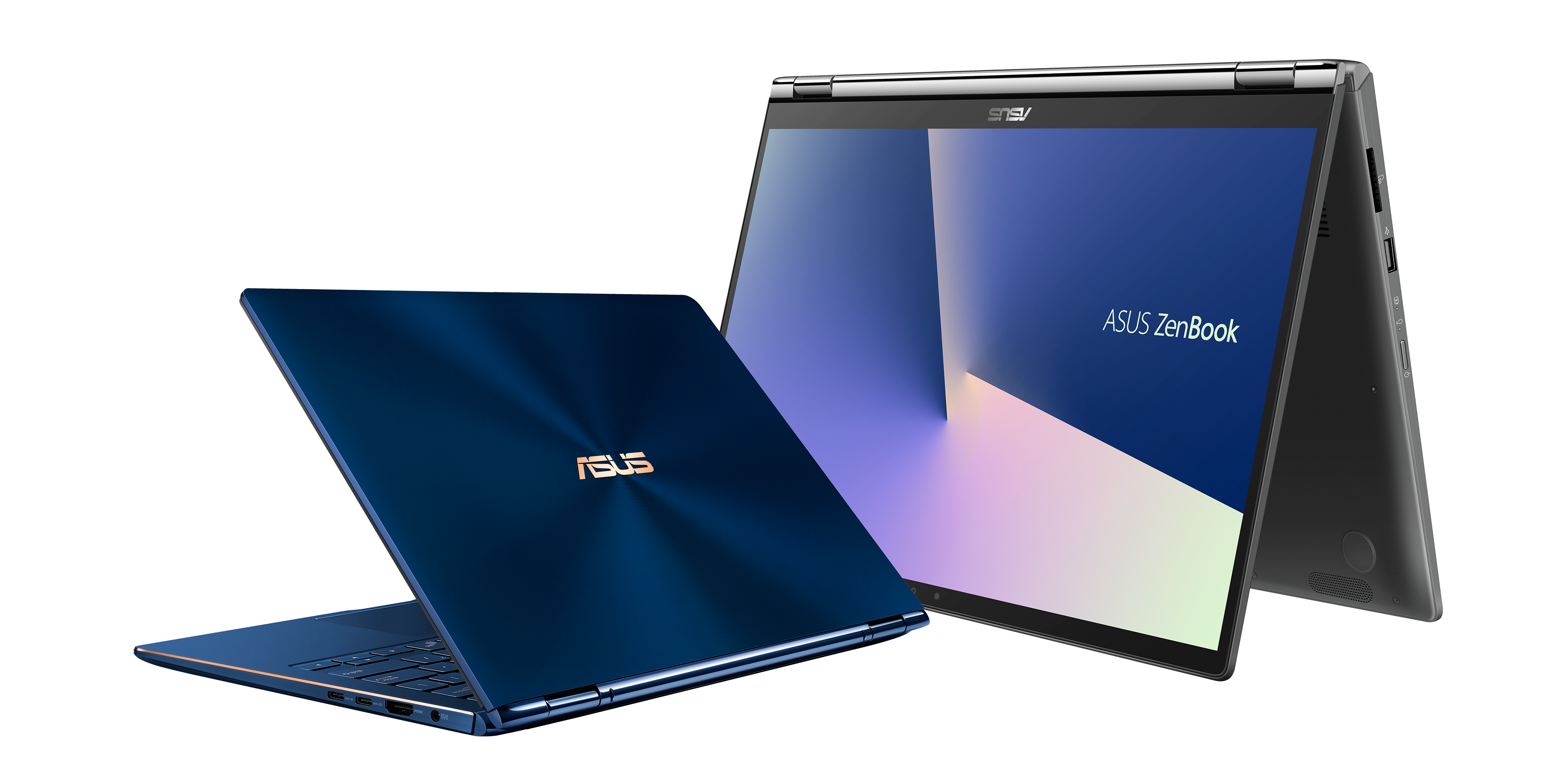 Image result for Asus ZenBook Flip 13 and ZenBook Flip 15