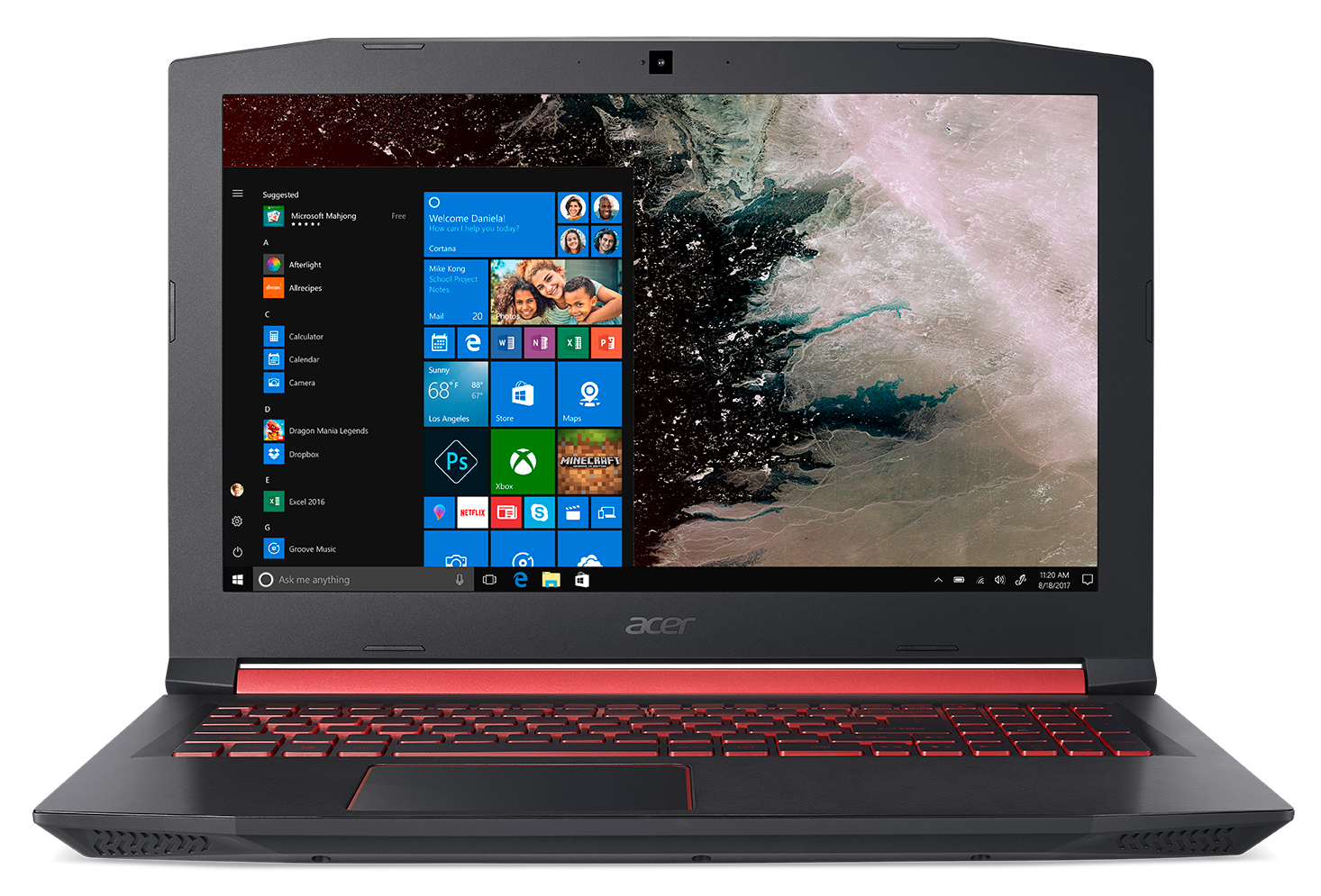 Amd Ryzen And Polaris Will Power The Acer Nitro 5 For Just