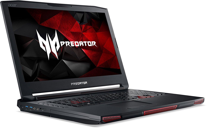 Acer Predator 17 X With Core I7 7820HK Kaby Lake