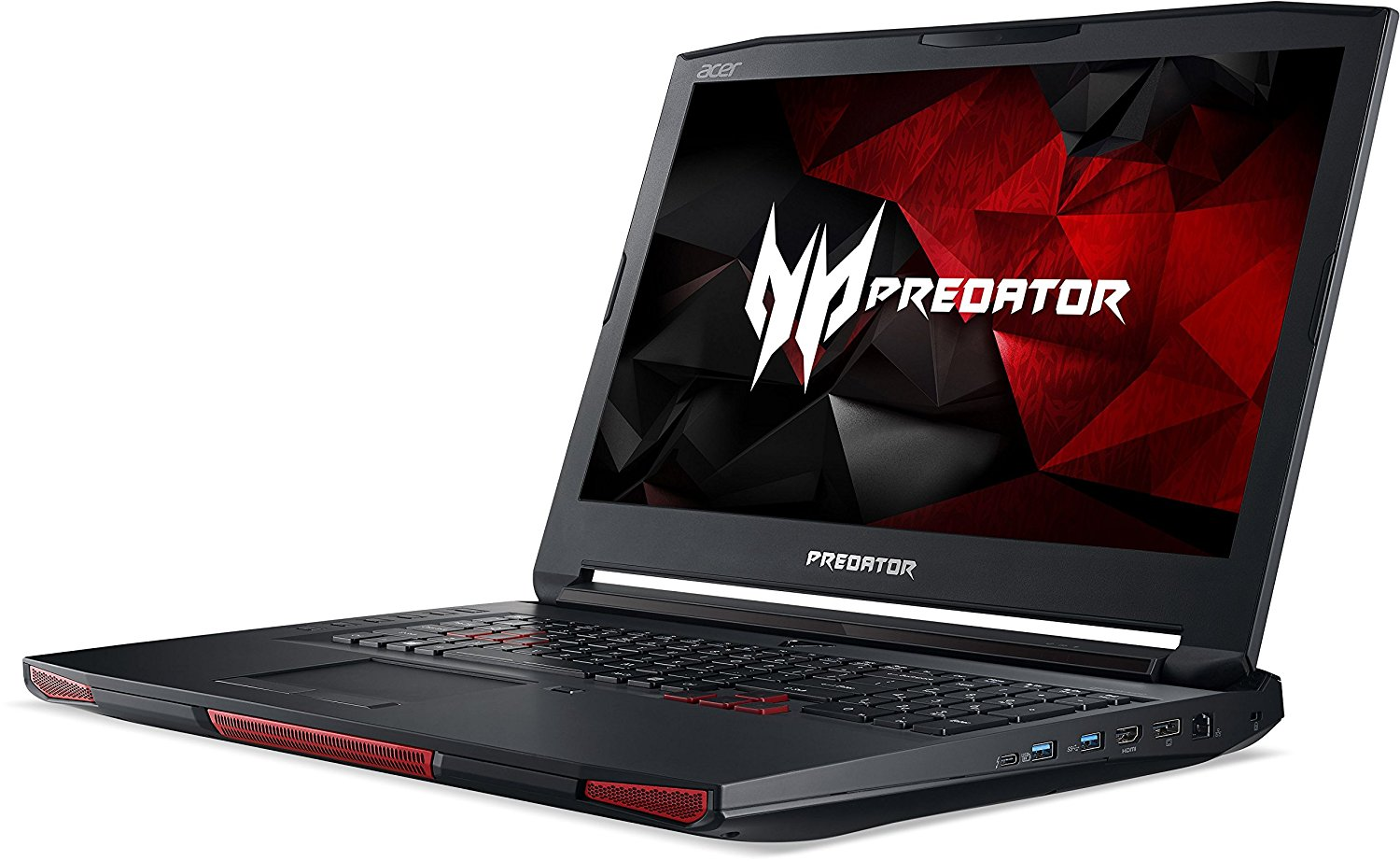 Acer Predator 17 X with Core i7-7820HK Kaby Lake ...
