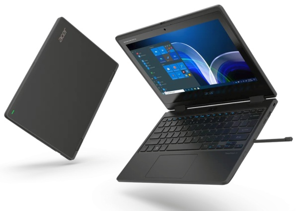 Acer TravelMate Spin B3 coming in April, US$330 starting price and low-power Intel processors in tow - Notebookcheck.net