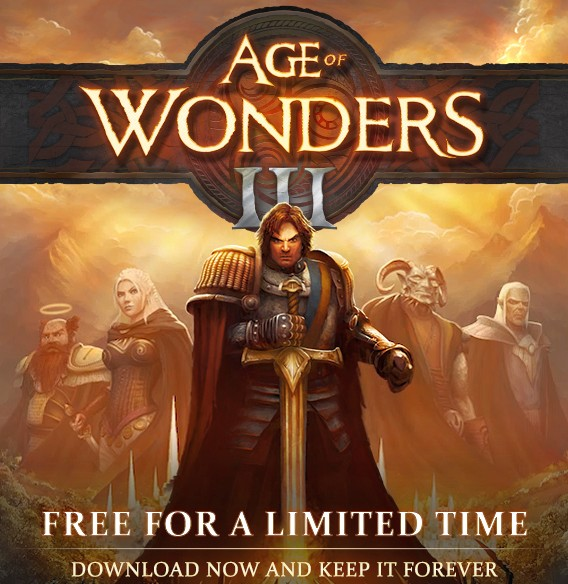 Get it while you can: Age of Wonders III is now free on