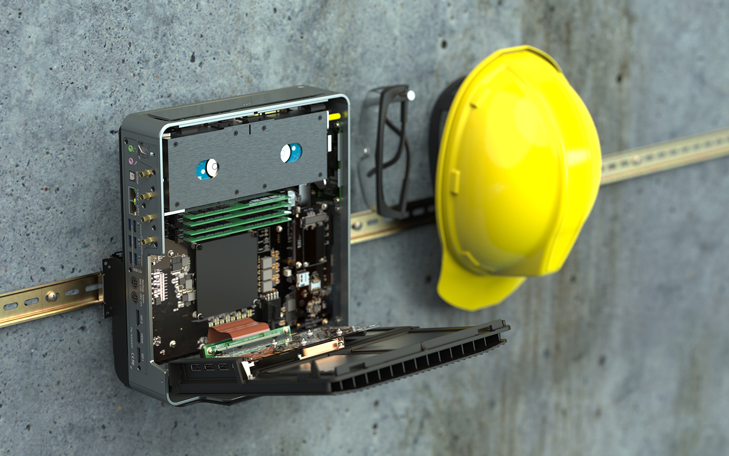 Compulab reveals Airtop3 IoT edge server that can passively