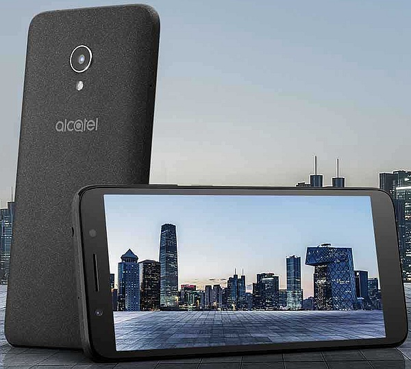 Alcatel 1X debuts with 2:1 display, Android Go, sub-US$125 price tag