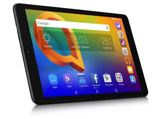 The updated Alcatel A3 Android tablet coming to India next