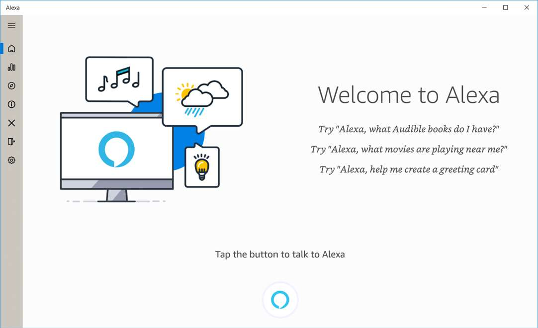 Amazon Alexa can now be downloaded from the Microsoft Store for all